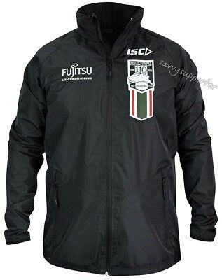 South Sydney Rabbitohs 2018 NRL Wet Weather Jacket Sizes S-5XL BNWT