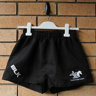 Cavaliers Rugby Academy Blk Rugby Men's Shorts Size Xs 30