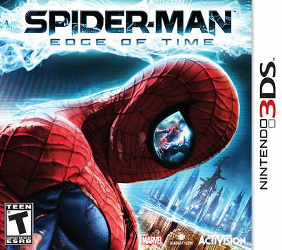 Spider-Man: Edge of Time Nintendo 3DS  FREE POSTAGE