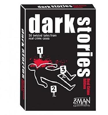 Dark Stories: Real Crime Edition