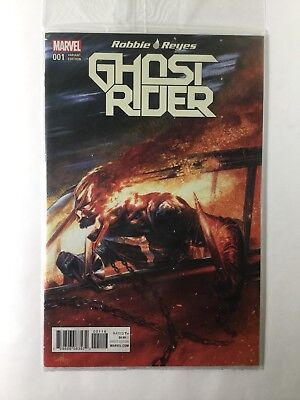 Ghost Rider #1 Dell'Otto Color Variant NM