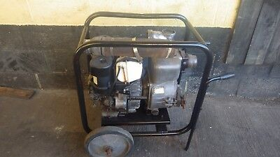 "Nissan NDB30A 6.5HpDiesel NDP30TA 3"" water Pump Hand start 1500L/min,90 Ft Head"