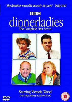 DINNERLADIES COMPLETE SEASON 1 DVD FIRST SERIES Victoria Wood New Sealed R2