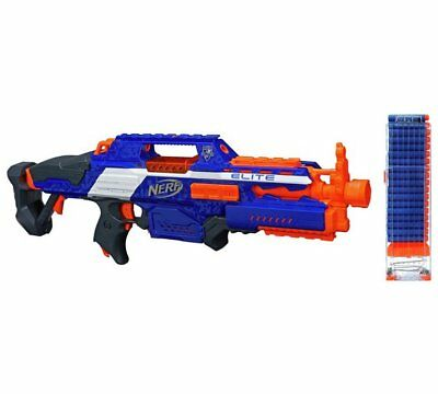 Nerf N-Strike Elite Rapidstrike CS-18 Blaster Design Allows Instant Ammo Checks
