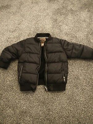 18-24 months Next black bomber jacket
