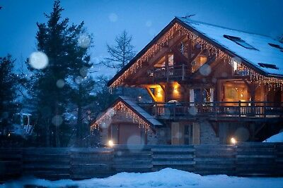 Luxury Ski Chalet Holiday 10 People French Alps