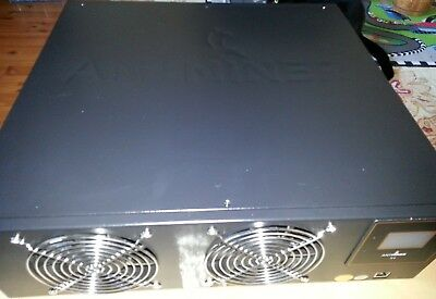 Bitmain Antminer S4 2TH/s bitcoin miner-  [  FAULTY ]- easily repaired ! SHA-256