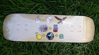Vintage Tony Hawk Natural Stain Powell Peralta Skateboard Deck NOS in Shrink