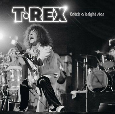 "Marc Bolan / T.rex -'catch A Bright Star' Clear Vinyl 12"" Album With Full Insert"