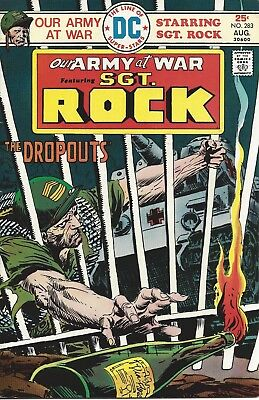 Our Army at War #283. Aug 1975. DC. Featuring Sgt. Rock. FN/VF.