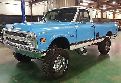 1970 Chevrolet Other Pickups 4x4 pickup 1970 Chevrolet CST10
