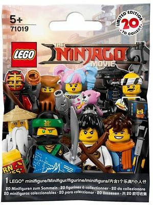 Lego 71019 Ninjago Movie Minifigures Choose Or Pick A Figure From The List.....