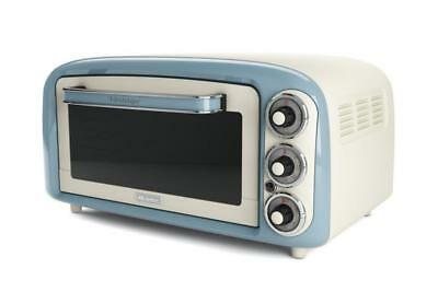 Ariete 979 3pizza (S) 1380 W White, Blue Pizza Manufacturer and Ovens – (3...