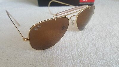 Ray-Ban RB3030  OUTDOORSMAN  58MM NEW AND AUTHENTIC
