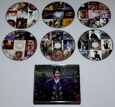 Prince - 4Ever - Rare 6Cd Set - 12 Inch Mixes & B-Sides - Empress Valley - Npg