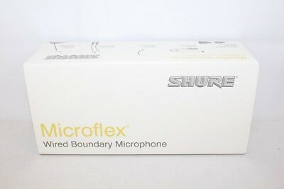 Shure MX392/C Microflex Cardioid Wired Boundary Microphone