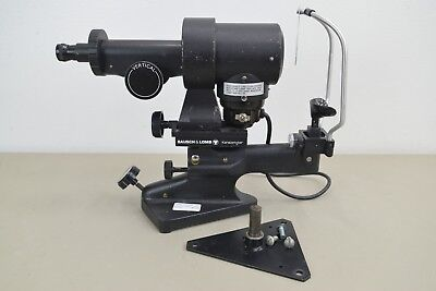 Bausch & Lomb Keratometer 71-21-35 Opthalmometer Opthalmology (14349)