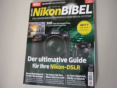 Nikon Bibel   Nikon-DSLR     Digital Photo Sonderheft