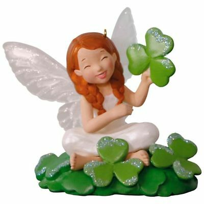 Hallmark 2018 Good Luck Fairy #2 in Friendly Fairy Series Ornament