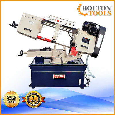 "Bolton Tools 10"" x 18"" Horizontal Metal Cutting Band Saw BS-1018R Free Shipping!"