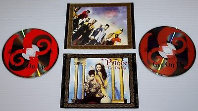 Prince - Get On Up - 2-Cd Set - Live In New York 1993 - Npg - No Case Included!