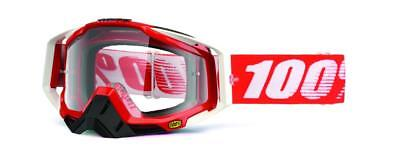 100% Gafas Rc Fire Red Cl