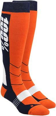 100% Calcetines Hi Side Mx Or Sm/md Talla S/m