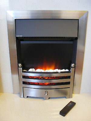 Electric Fire - Bargain Price for a 2kW With Remote Control