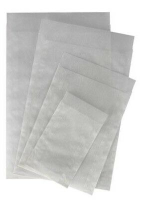 Lindner 704 Glassine Envelopes 75 x 102 mm