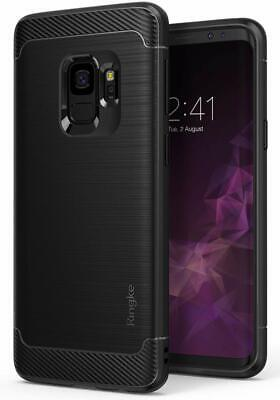 For Samsung Galaxy S9 | Ringke [ONYX] Rugged Flexible TPU Shockproof Case Cover