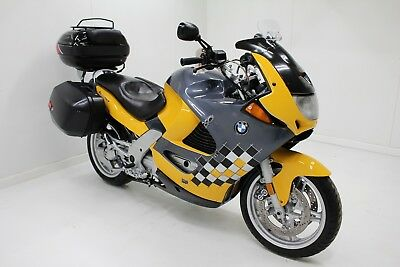 2001 BMW K-Series  2001 BMW K1200RS ABS SPORT TOURING **ONY 37K MILES**  **SHIPPING STARTS AT $199