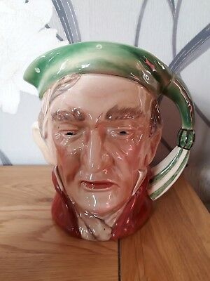 Large Beswick Character Jug Scrooge