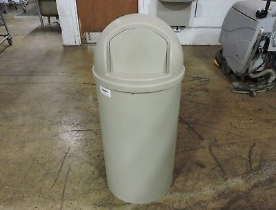 Rubbermaid 8170-88 Marshal® Classic Container Bullet Trash Can