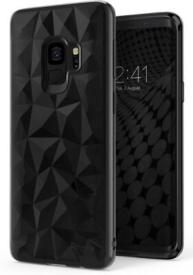 For Samsung Galaxy S9 | Ringke [AIR PRISM] 3D Diamond Design Pattern Case Cover