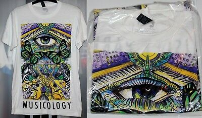 Prince - T-Shirt Size Small - New In Bag - Musicology - Paisley Park - Official
