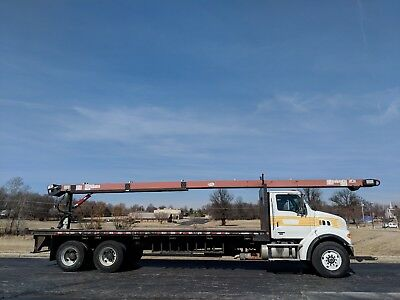 !!2007 Sterling L7500 6X4 Cleasby Roofing Conveyor With 41' Boom!!!!