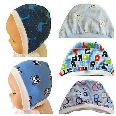 Cute *newborn - 12 Months* Yellow Baby Hats With Laces / Tied Up  100%cotton