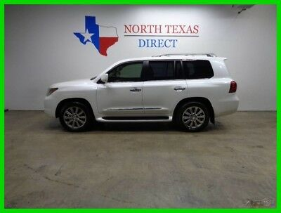 2010 Lexus LX 4WD GPS Navi Camera Sunroof TV DVD Mark Levinson 2010 4WD GPS Navi Camera Sunroof TV DVD Mark Levinson Used 5.7L V8 32V Automatic
