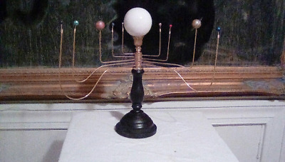 Antiqued Orrery - Solar system by South Carolina Artist, Will S. Anderson
