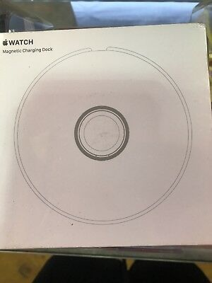 Genuine Apple Watch Magnetic Charging Dock MLDW2AM/A