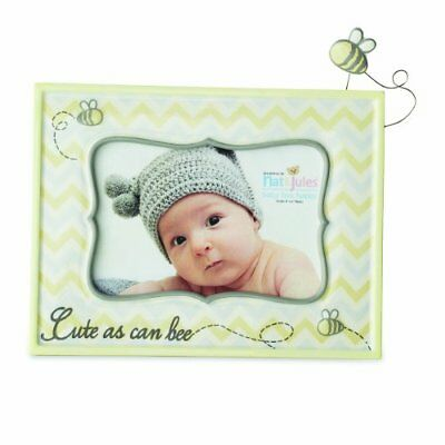 Nat and Jules Keepsake Frame, Cute as Can Bee 5004700026-DISC