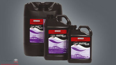 Toyota Genuine Super Long Life 2.5L Coolant 2.5 Litres 0888980076