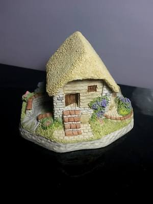 David Winter Cottages Irish Water Mill Hand Made Gt Britain Collectible Figurine