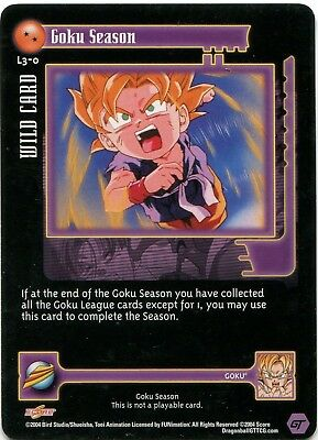 Visionless Combat Drill OP36 Dragonball GT DBZ Holo-Foil Promo Card