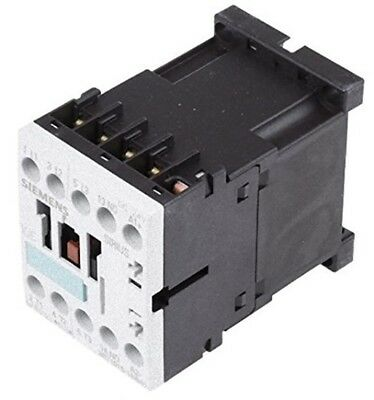 Siemens 3RT1015-1BB41 CONTACTOR, AC-3 3 KW/400 V, 1 NO, DC 24 V, 3-POLE, SIZE S0