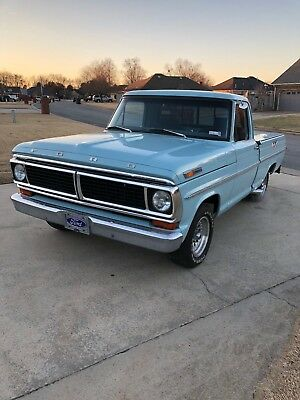 1970 Ford F-100  1970 Ford F100