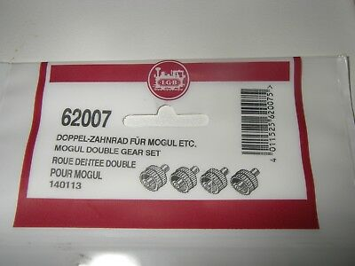 LGB 62007  Mogul Double gear set