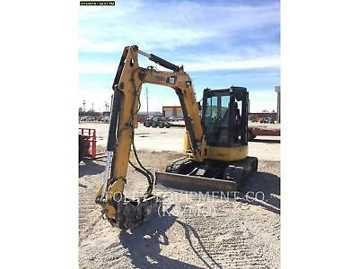 2015 CATERPILLAR 305.5E2CR Hydraulic Excavators
