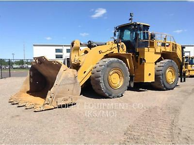 2015 CATERPILLAR 988K Wheel Loaders