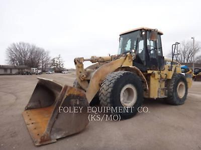 2005 CATERPILLAR 962GII Wheel Loaders